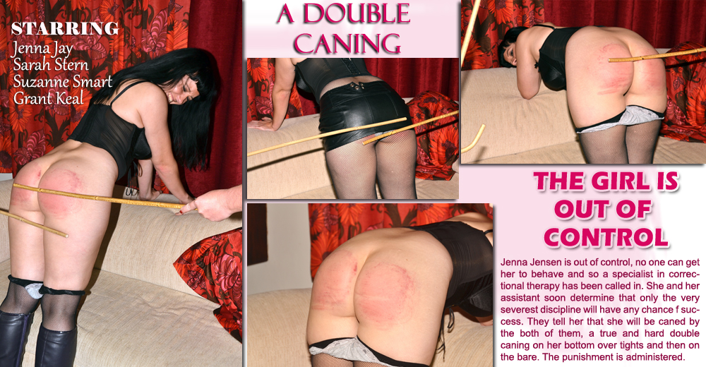 Beauty caned