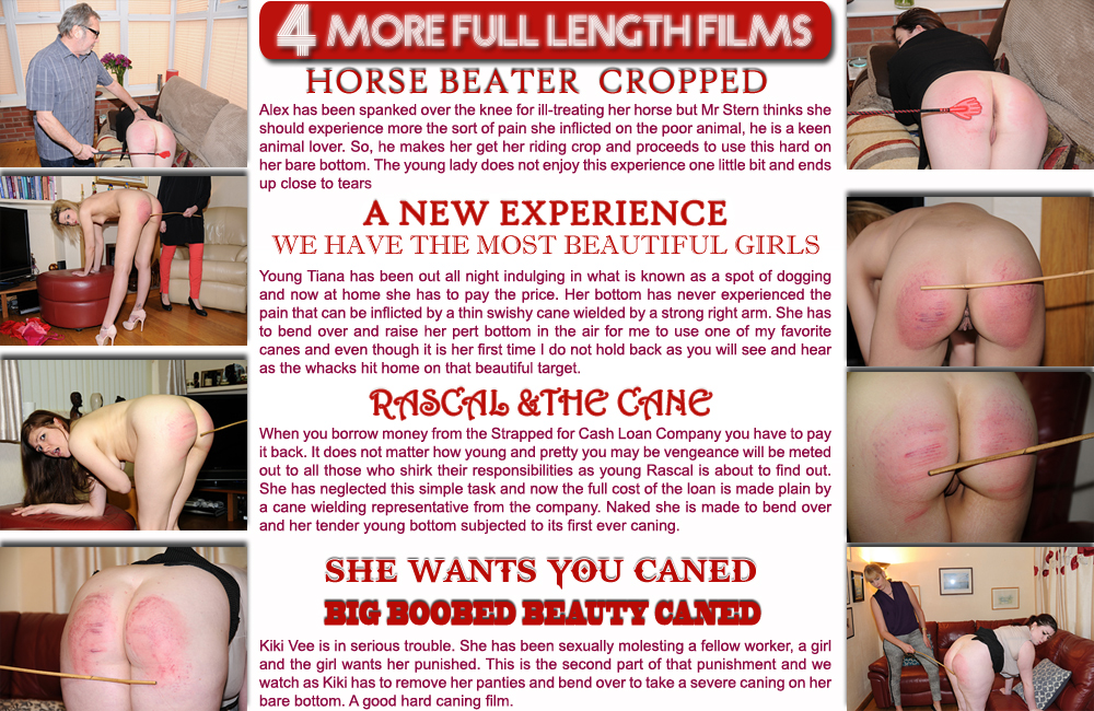 Four caning films