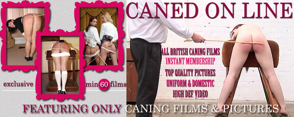 Caned on line the premier CP web site